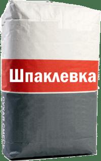 Шпаклевка