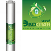 Экоспан-Строй B (пароизоляция) 70м2