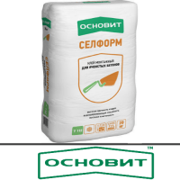 Монтажный клей Основит СЕЛФОРМ Т-112 20 кг