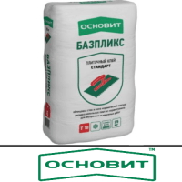 Плиточный клей Основит БАЗПЛИКС Т-10 25 кг