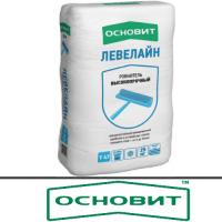 Наливной пол Основит ЛЕВЕЛАЙН Т-47 25 кг