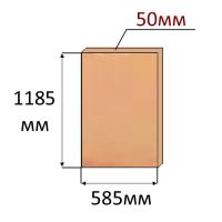 Экструдированный пенополистирол Пеноплекс Основа 1185x585x50
