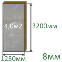 ЦСП-плита 3200x1250x8мм