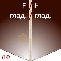 Лам. фанера 2440х1220 6мм F/F (гл./гл.)