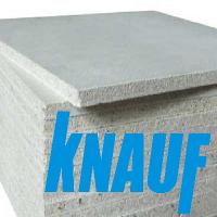 Гипсоволокно (ГВЛВ) Knauf 2500x1200x12мм