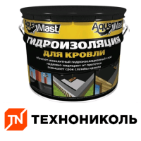 Мастика битумно-резиновая AquaMast (18кг)