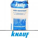 Плиточный клей Knauf FLIESENKLEBER 25кг