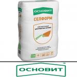 Основит СЕЛФОРМ Т-112 20 кг