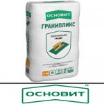 Плиточный клей Основит ГРАНИПЛИКС Т-14 25 кг
