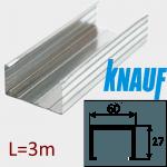 Профиль ПП-60/27 L=3м Knauf