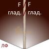 Ламинированная фанера 2440х1220 9мм F/F (гл./гл.)