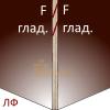 Ламинированная фанера 2440х1220 21 мм F/F (гл./гл.)