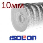 Вспененный полиэтилен Изолон НПЭ 10мм фольгированный