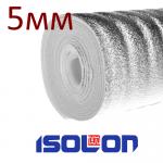 Вспененный полиэтилен Изолон НПЭ 5мм фольгированный