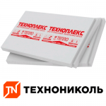 Экструдированный пенополистирол Технониколь Техноплекс 1180х580х100